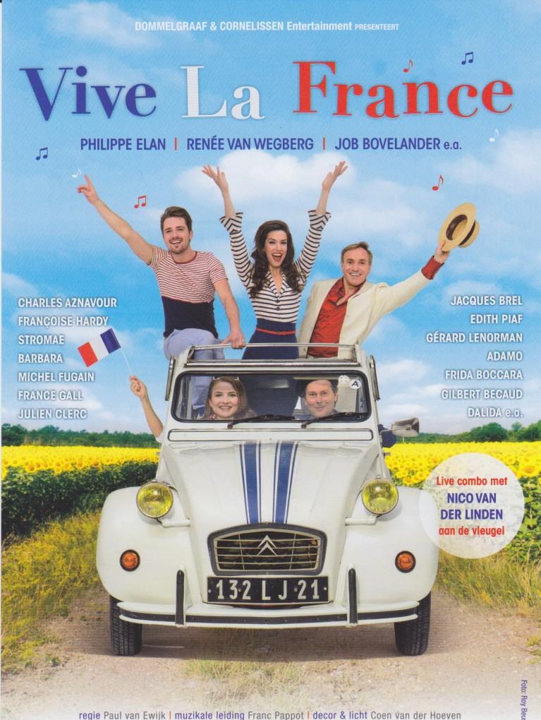 Vive la France  avec Philippe Elan! 1